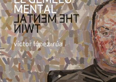 """Catálogo de la exposición """"El Gemelo Mental""""."""